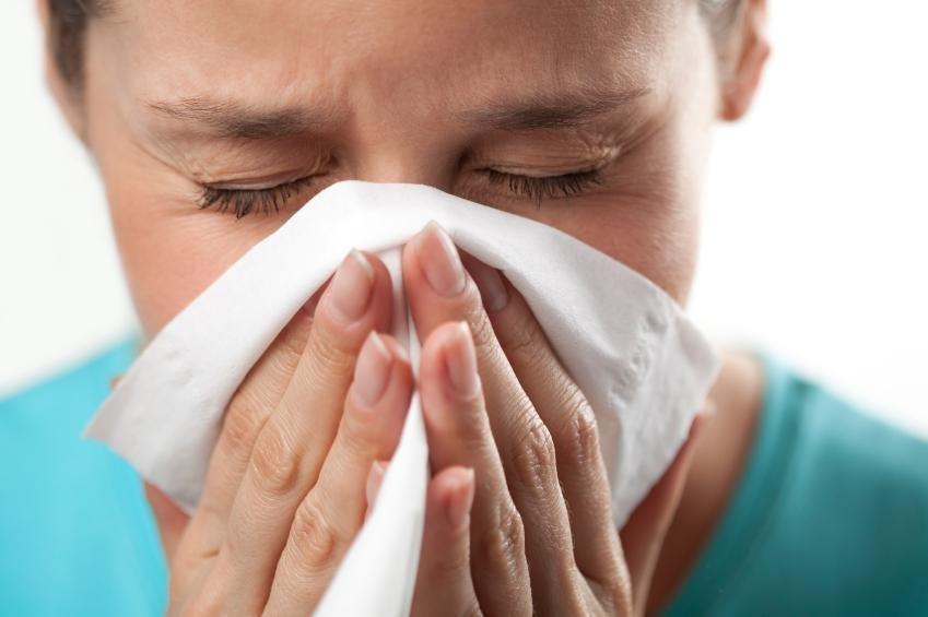 سرماخوردگی، آمفیزم و برونشیت مزمن