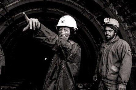 First Iranian Female Miner Talks of Her Adventure