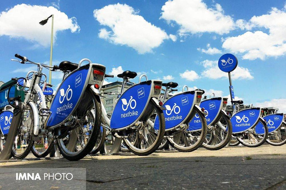 افزایش خدمات دوچرخه اشتراکی در اسکاتلند