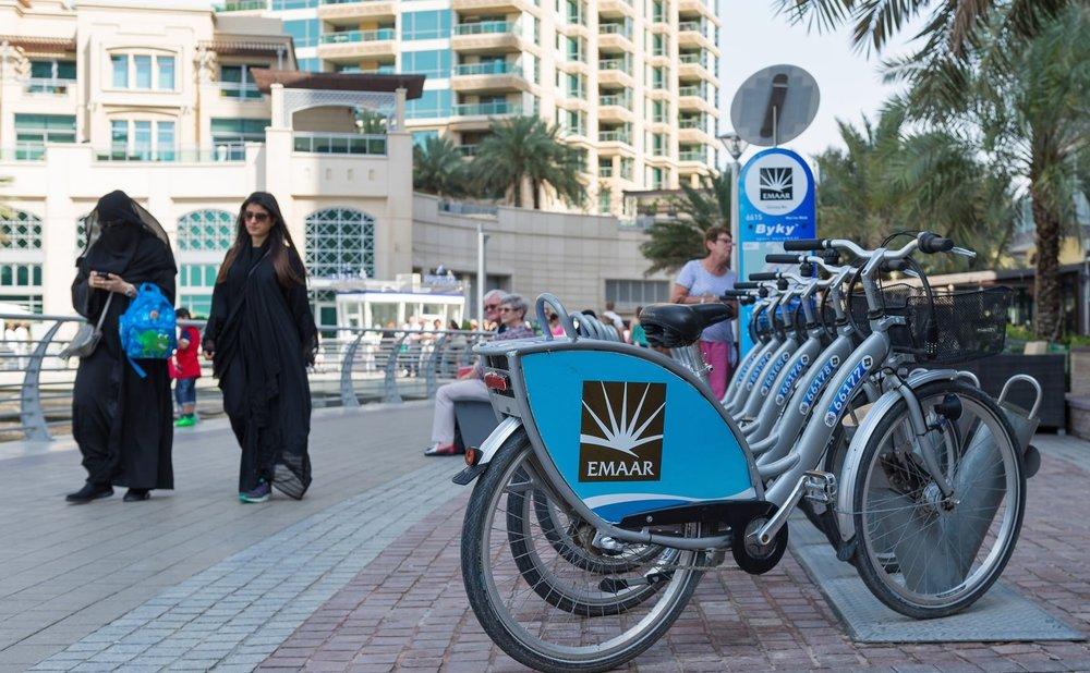ابوظبی پایتخت دوچرخهها میشود