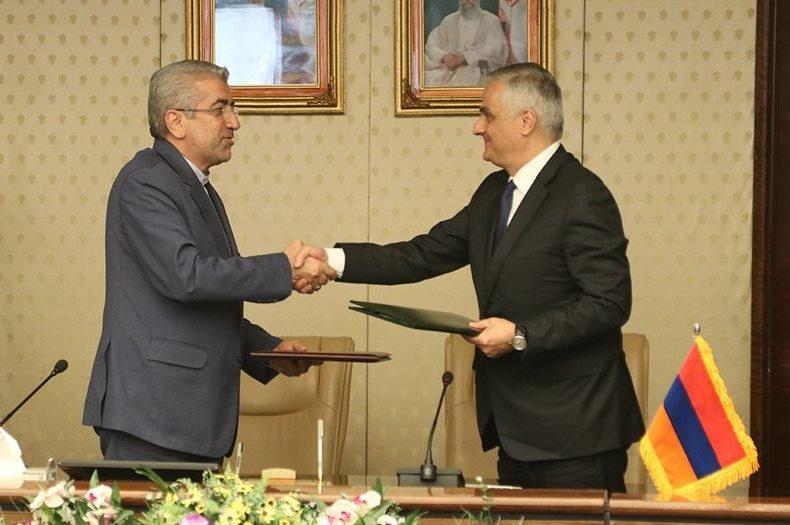اعتماد مردم ایران و ارمنستان ضامن تداوم فعالیتهای آینده است