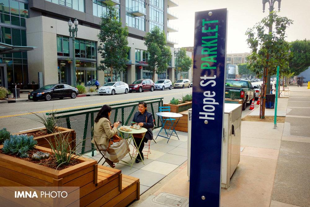 طراحی پیادهروهای سانفرانسیسکو برای رونق منطقه