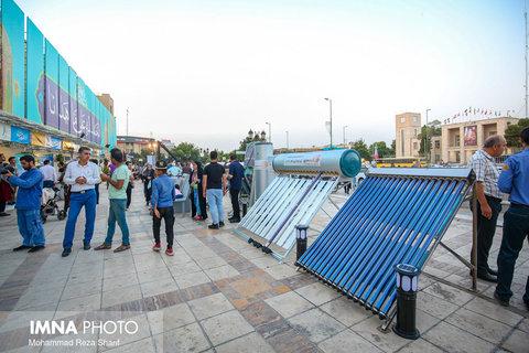 تمام برق کشور را میتوان از انرژی خورشیدی تامین کرد