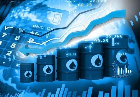 افزایش قیمت نفت با کاهش ارزش دلار/هر بشکه 43.86 دلار