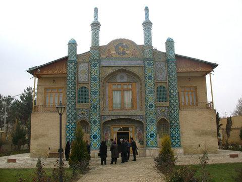 مرمت مجموعه تاریخی مفخم بجنورد با همکاری دانشگاه اصفهان