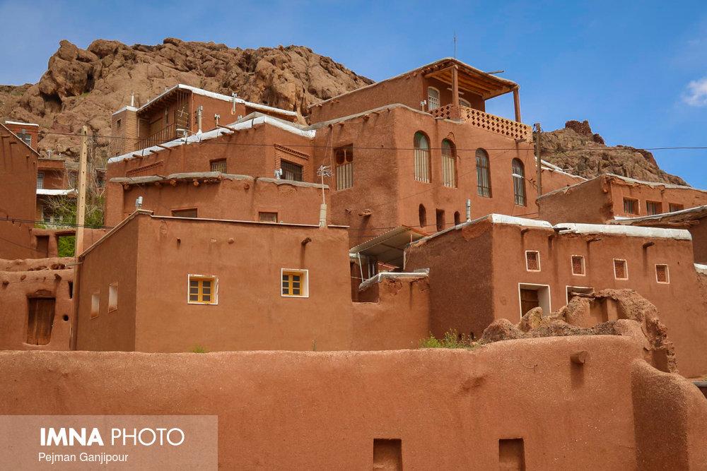 روستای تاریخی ابیانه در انتظار ثبت جهانی