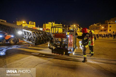 کاهش ۵۰ درصدی حوادث در شهر کرج