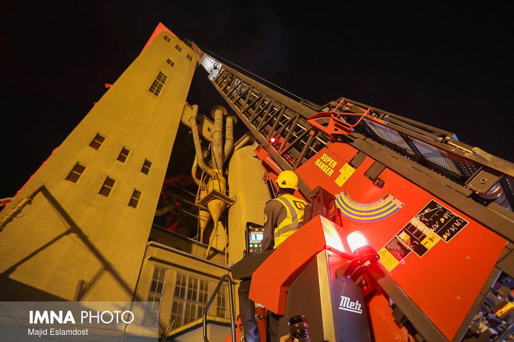 تجهیز برای ایمنی بلندمرتبهها/آتشنشانی گرگان به امکانات بیشتر نیاز دارد