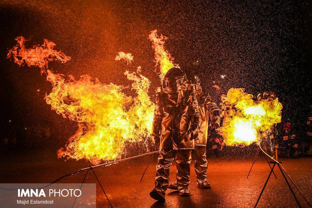 آتشنشانی گلپایگان با کمبود تجهیزات فنی مواجه است