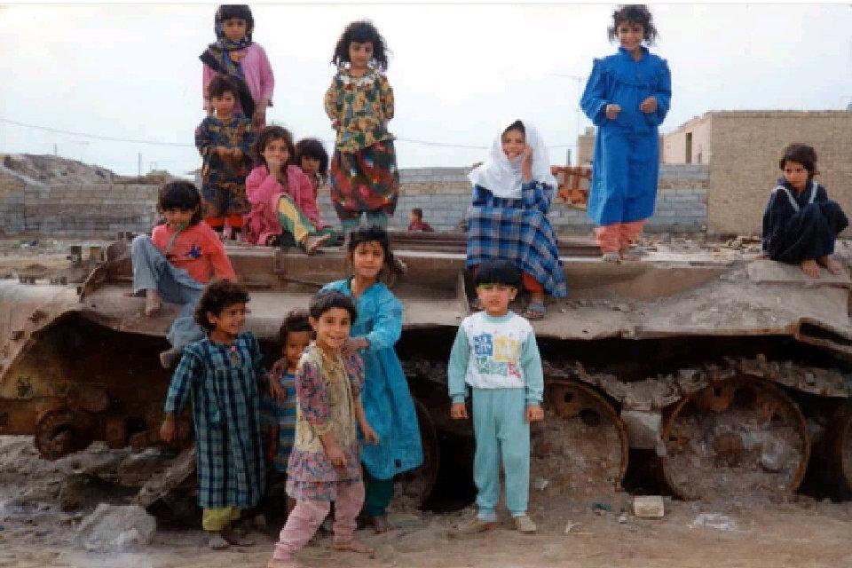 کودکان، بزرگ ترین قربانیان جنگ