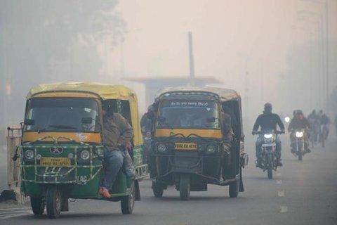 """آلودگی هوای هند منشا """"سوختی"""" ندارد"""