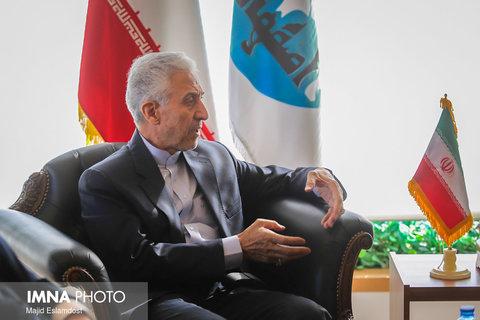 منصور غلامی وزیر علوم،تحقیقات و فناوری ایران