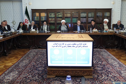 شورای عالی انقلاب فرهنگی به ریاست رئیس جمهور تشکیل جلسه داد