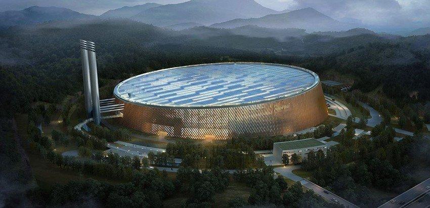 احداث بزرگترین کارخانه تبدیل ضایعات به انرژی در چین