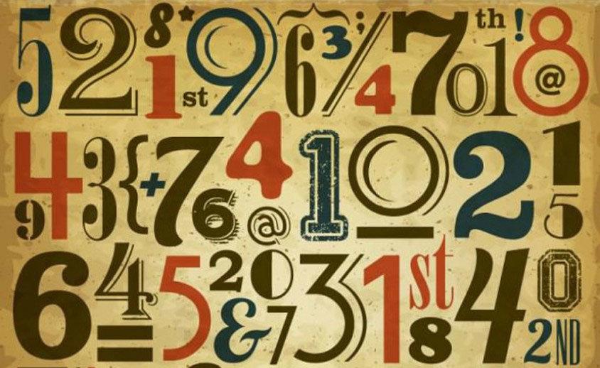 اعداد محبوب قلب را بشناسید