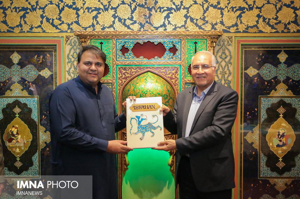 Scientific ties between Iran, Pakistan getting stronger