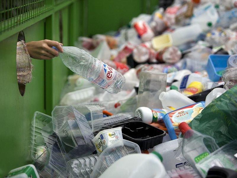 کاهش تولید زباله و افزایش بازیافت