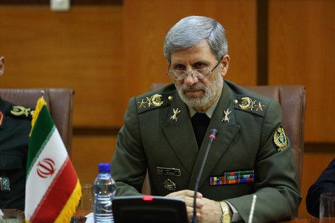 امیر حاتمی: ارتش و سپاه بازوی امنیت ساز ایران اسلامی هستند