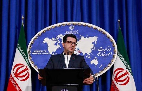 توضیحات سخنگوی وزارت خارجه در مورد سفر ظریف و عراقچی به مسکو و پاریس