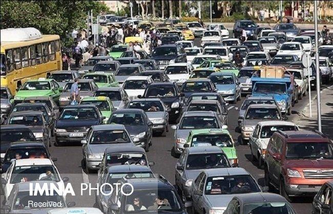 ترافیک مانع توسعه شهری