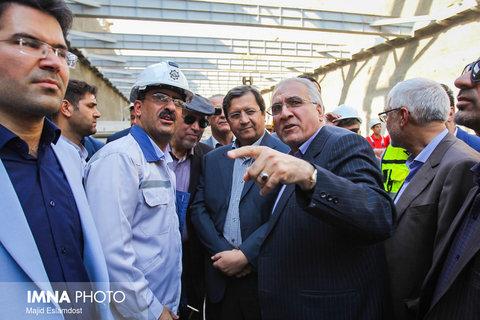 سه خواسته شهردار اصفهان از رییس کل بانک مرکزی