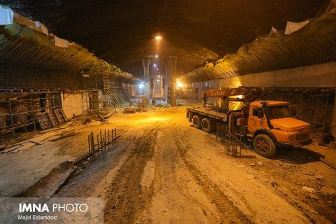 عملیات اجرایی ایستگاه امام حسین(ع) خط دو مترو به زودی آغاز میشود
