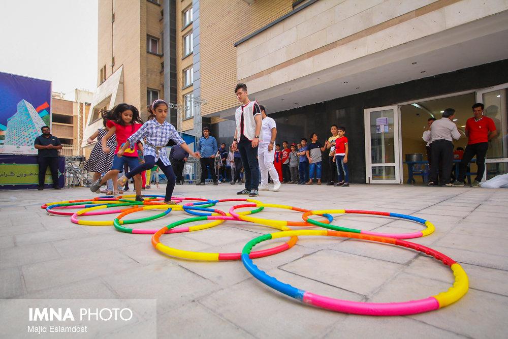 برنامههای شاد تفریحی شهرداری اصفهان در ایام نوروز