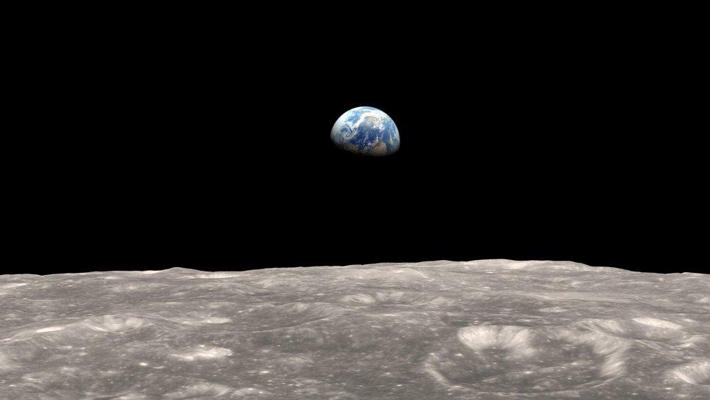 چالشهای زندگی در ماه