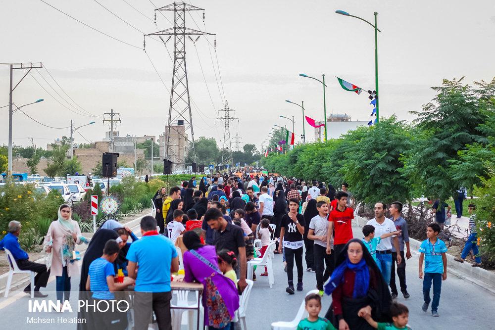 محلههای منطقه ۳ میزان جشنوارههای تابستانی