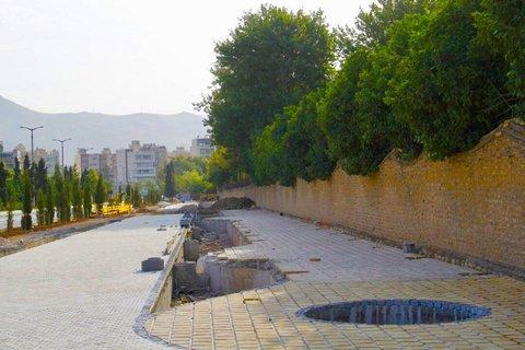 تملک ۴۰ هزار مترمربع از معابر شهری سبزوار
