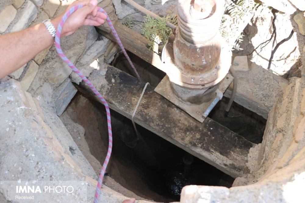 کشف پیکر فرد محبوس در گودال خانه خود/عملیات نجات ۳۶ ساعت طول کشید