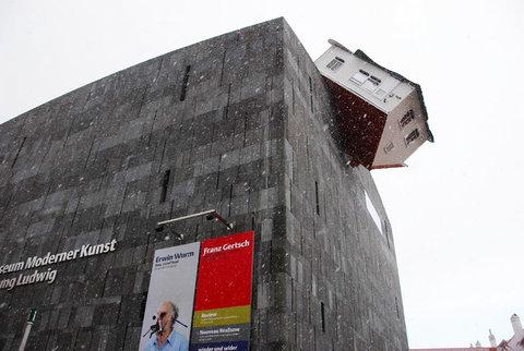جنون معماری در ساختمانهای عجیب دنیا!