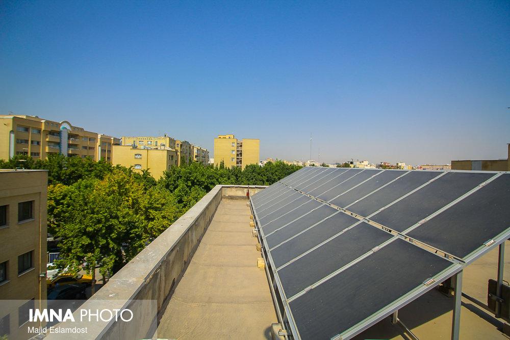 اصفهان شهر خورشیدی میشود؟