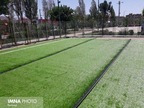 ۵۴۰ ژنوتیپ چمن مقاوم به خشکی در مرکز تحقیقاتی محمودآباد
