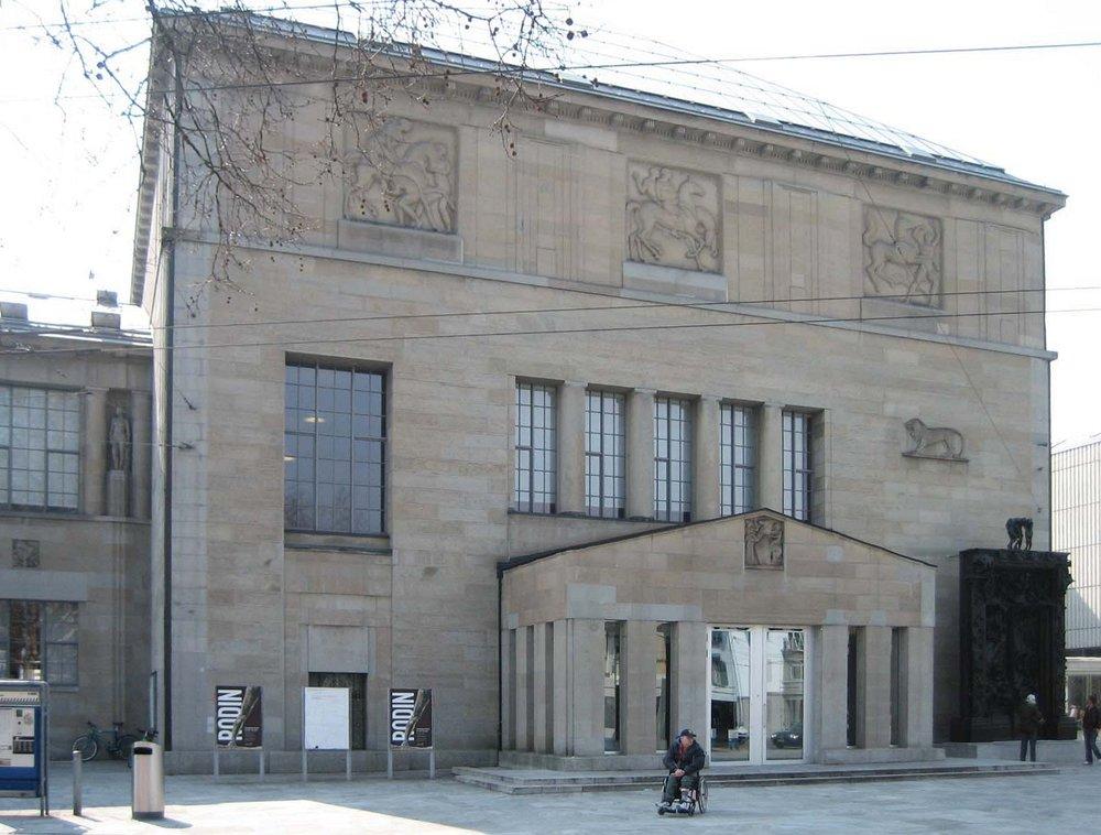 تبلور عظمت آثار بزرگان در موزه زوریخ
