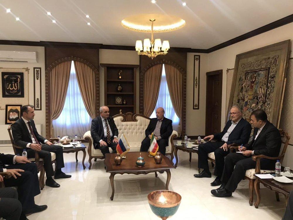 رضایی: توسعه روابط بین کشورهای همسایه، ثبات و پایداری به همراه دارد