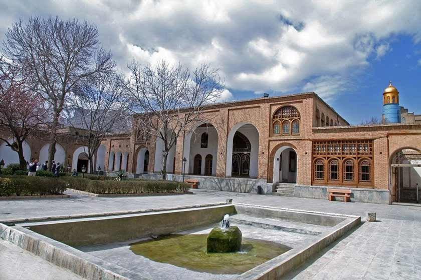 Vakil al-Molk mansion in Sanandaj