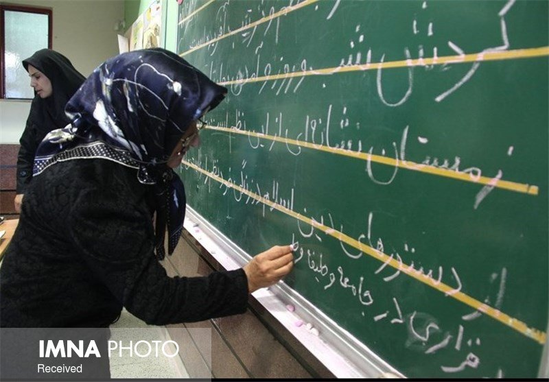 استخدام معلمان حق التدریسی در سال ۹۹