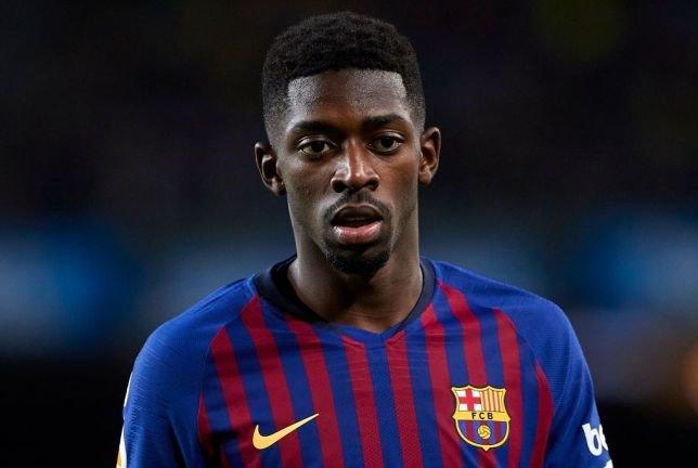 غرامت فیفا به بارسلونا به خاطر مصدومیت دمبله