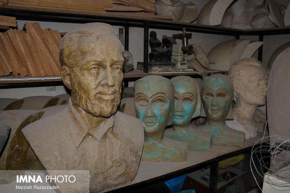 دومین سمپوزیوم مجسمهسازی کاشان برگزار میشود