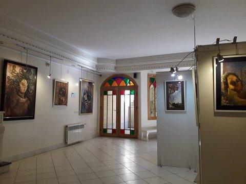 نمایشگاه عکس مجید برزگر در اصفهان