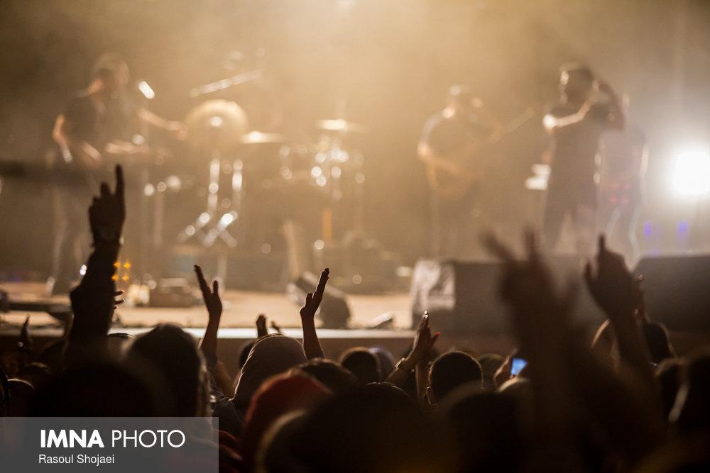 کنسرت ها در جرزیره کیش لغو شدند