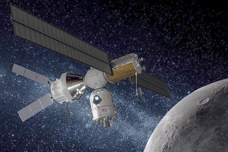 """جزئیات جدید ناسا درباره """"سطحنشین قمری"""""""