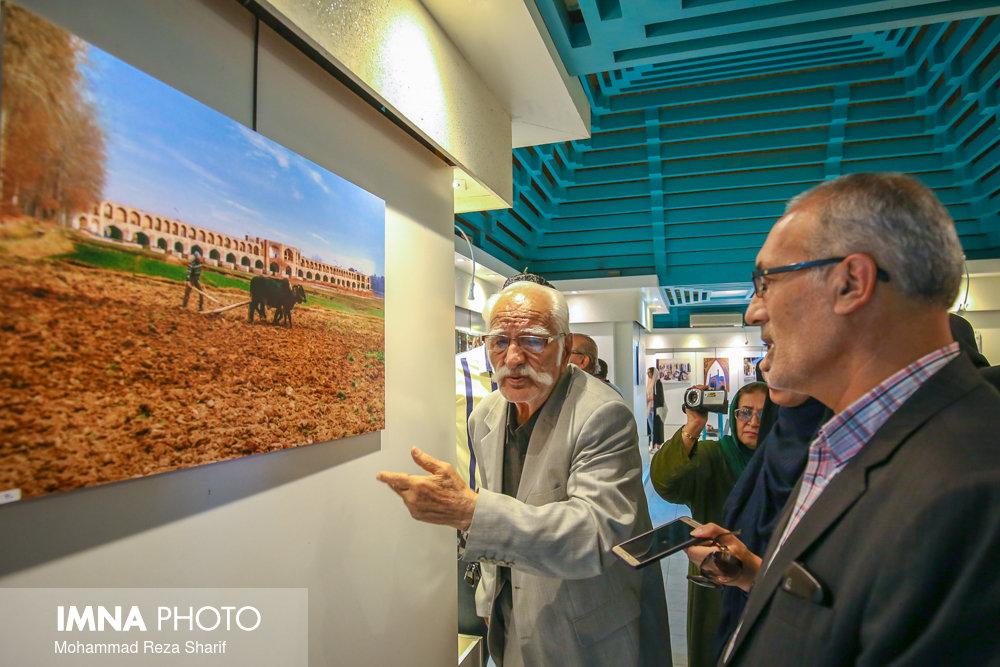 نمایشگاه عکس آثار استاد عبدالله هاشمی