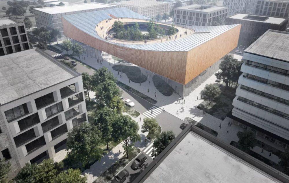 موزه علوم کربن خنثی در سوئد