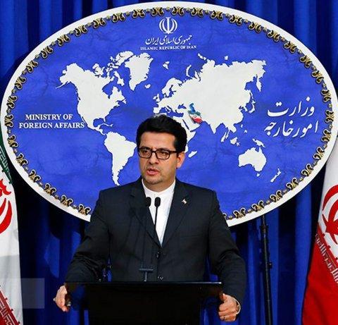 Iran downplays fresh U.S. sanctions