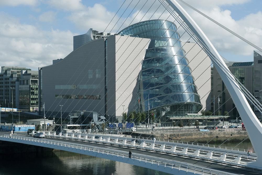 دوبلین صاحب اولین سالن کنفرانس بدون کربن در جهان است