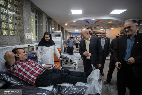 اصفهان سه مرکز اهدای خون کم دارد
