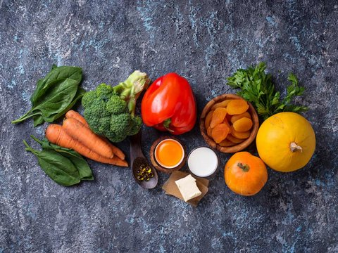 "کاهش ابتلا به سرطان پوست با مصرف ""ویتامین A"""