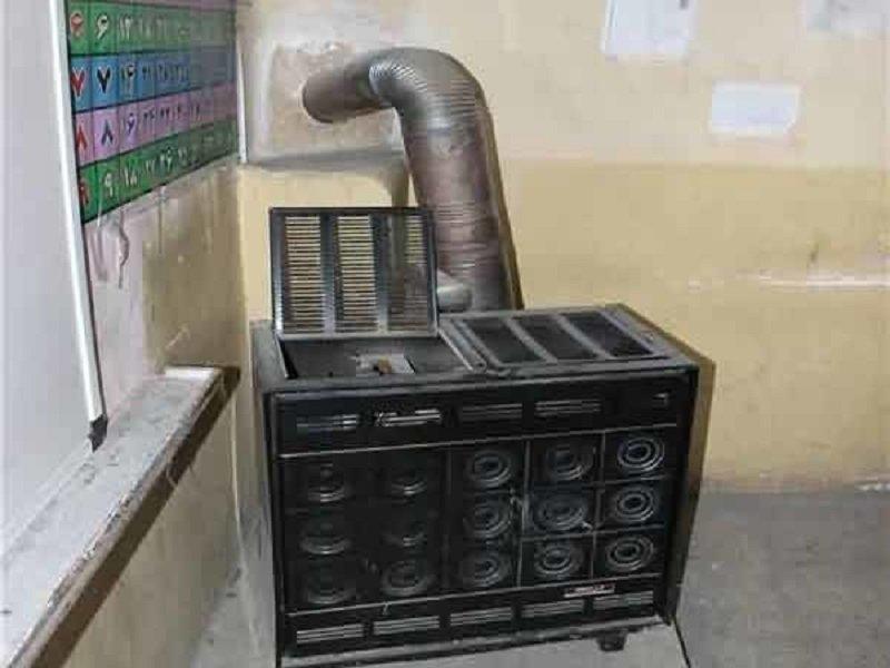 جمع آوری بخاریهای نفتی از مدارس